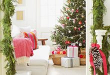 Photo of A la mode Home Decoration on Christmas